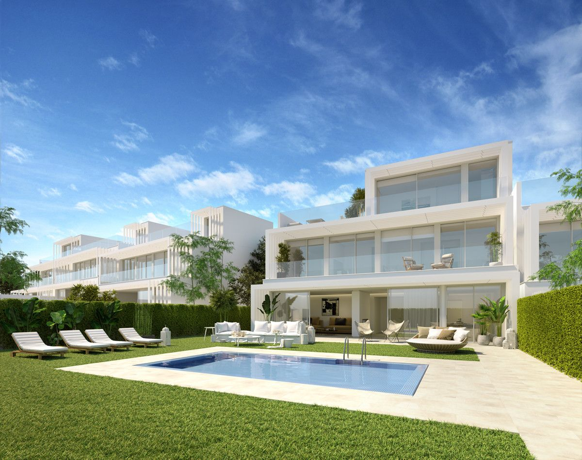 Exclusive villas in Sotogrande, OFF PLAN